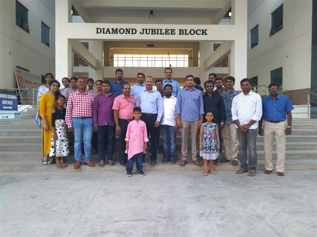 MCET Alumni Association's Annual General Body Meeting 2019 and 1999-2003 Batch Reunion